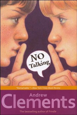 No Talking  -     By: Andrew Clements