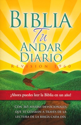 Biblia tu andar diario, General, R&#250stica, Your Daily Walk, General , PB - Slightly Imperfect  -