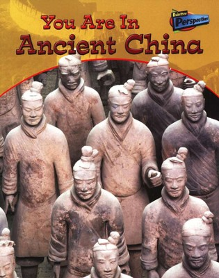 You Are In Ancient China  -     By: Ivan Minnis
