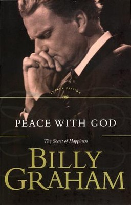 Peace With God  - Slightly Imperfect  -     By: Billy Graham