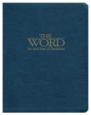 The Word: The Bible from 26 Translations (slightly imperfect)  -     Edited By: Curtis Vaughan
