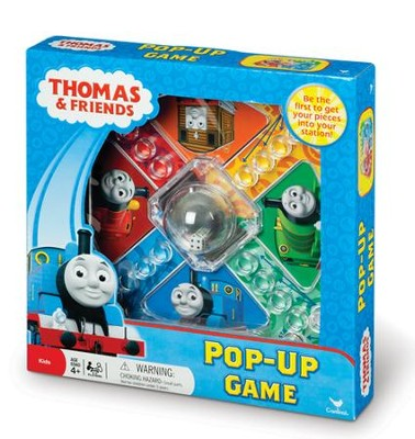 Thomas & Friends Pop Up Game   -