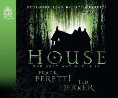 House  Audiobook on CD  -     By: Frank Peretti, Ted Dekker