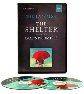 Shelter of God's Promises DVD  -     By: Sheila Walsh