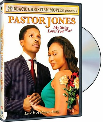 Pastor Jones: My Sister Loves You, DVD   -
