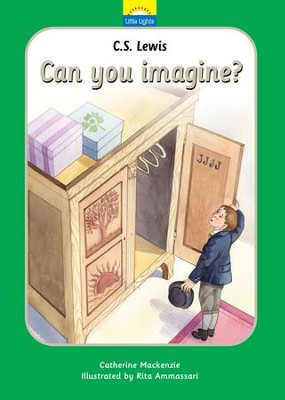 C.S. Lewis; Can You Imagine?  -     By: Catherine MacKenzie
