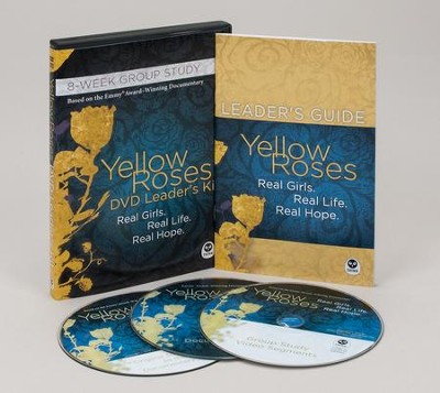 Yellow Roses: Real Girls. Real Life. Real Hope--DVD Curriculum  -     By: Mike Edwards, Larry Mead