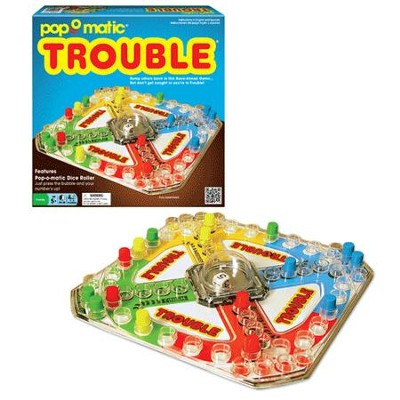 Classic Trouble   -