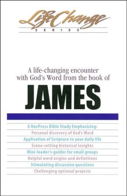 James, LifeChange Bible Study Series  -     By: Hinckley