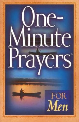 One-Minute Prayers for Men   -