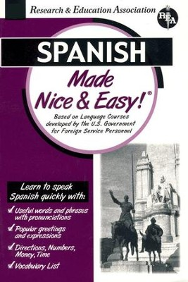 Spanish Made Nice and Easy  -