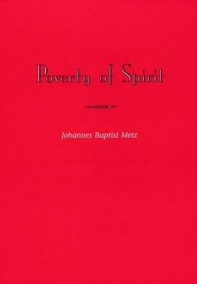 Poverty of Spirit  -     By: John Drury