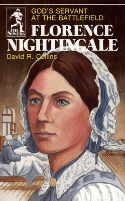 Florence Nightingale, Sower Series  -     By: David Collins