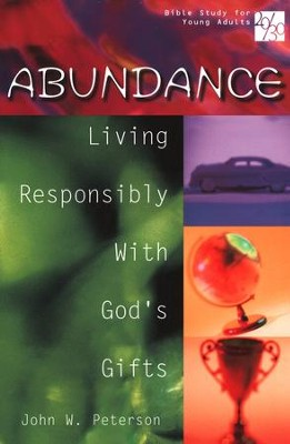 20/30 Bible Study for Young Adults: Abundance                                 -