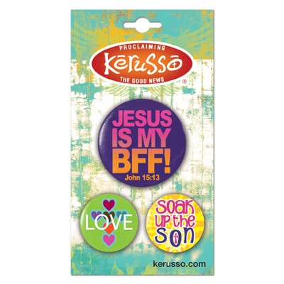 Jesus Is My BFF!   -