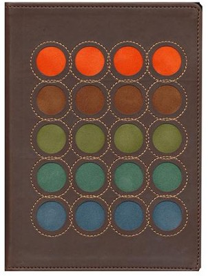 The Message // REMIX 2.0, Soft Imitation Leather, Color Spectrum  -     By: Eugene H. Peterson