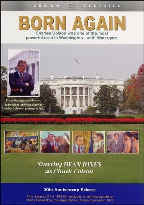 Born Again, 30th Anniversary Edition DVD   -     By: Charles Colson