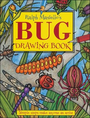 Ralph Massiello's Bug Drawing Book   -     By: Ralph Massiello