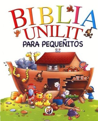 Biblia Unilit para Peque&#241itos  (Candle Bible for Toddlers)  -     By: Juliet David