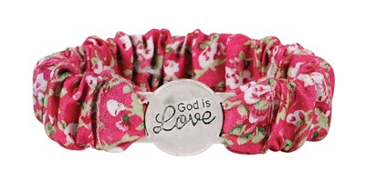 Love Scrunch Bracelet  -