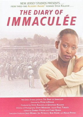 Diary of Immaculee, DVD  -