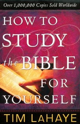 How to Study the Bible for Yourself (slightly imperfect)  -     By: Tim LaHaye