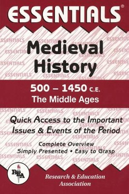 Medieval History 500-1450  -