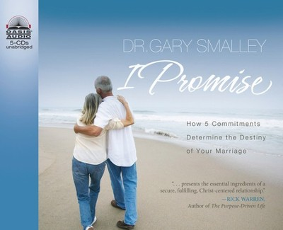 I Promise -audiobook on CD  -     By: Dr. Gary Smalley