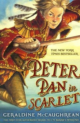 Peter Pan in Scarlet  -     By: Geraldine McCaughrean