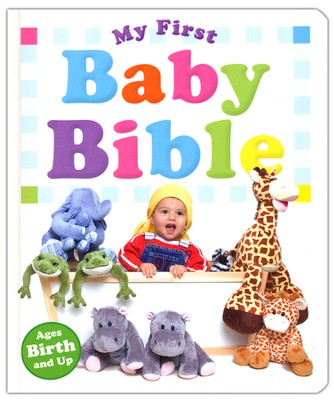 My First Baby Bible  -     By: Michelle Lee Wysocki