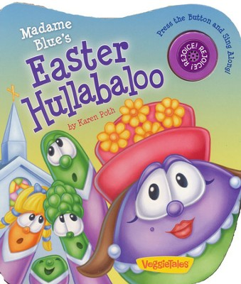 Madame Blue's Easter Hullabaloo - Slightly Imperfect  -     By: Karen Poth