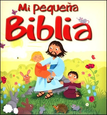 Mi Pequena Biblia, My Little Bible   -     By: Karen Williamson