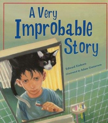 A Very Improbable Story, Softcover   -     By: Edward Einhorn