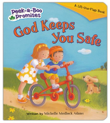 God Keeps You Safe  -     By: Michelle Medlock Adams     Illustrated By: Pauline Siewert