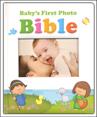 Baby's First Photo Bible  -     By: Dan Miller     Illustrated By: Mike Krome