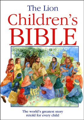 The Lion Children's Bible  -     By: Pat Alexander