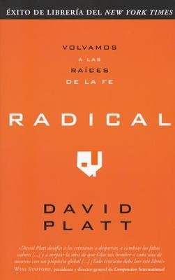 Radical (Spanish Edition)   -     By: David Platt