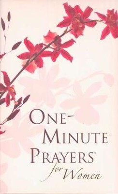 One-Minute Prayers for Women: Gift Edition Padded Hardcover  -     By: Harvest House