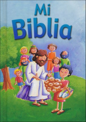 Mi Biblia  (My Bible)  -     By: Betty Fletcher, Lou Police