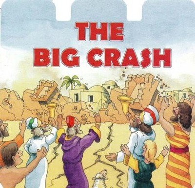 Big Crash-Board Bk:   -     By: Evangelical Press