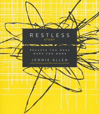 Restless Study Guide  -     By: Jennie Allen