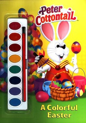 Peter Cottontail: A Colorful Easter  -