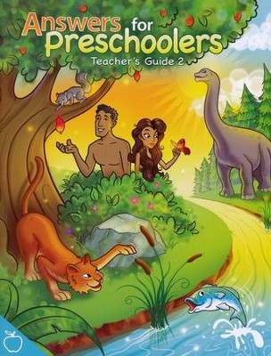 Answers for Preschoolers Teacher Guide 2   -
