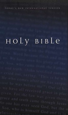 TNIV Church & Pew Bible   -