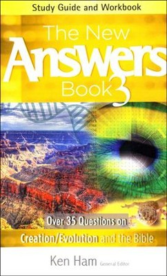 The New Answers Book 3 Study Guide   -