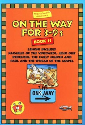On The Way for 3-9s, Book 13   -     By: TNT Ministries
