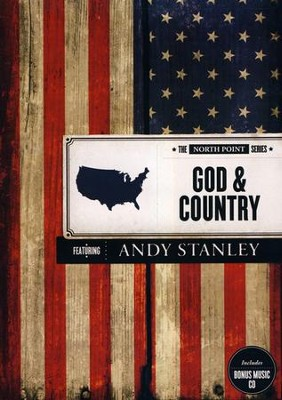God & Country, DVD   -     By: Andy Stanley