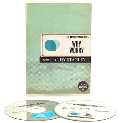 Why Worry   -     By: Andy Stanley