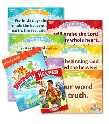 IncrediWorld Amazement Park VBS Primary Teacher Resource Pack (KJV Version)  -