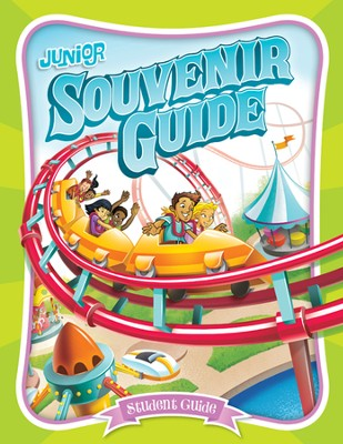 IncrediWorld Amazement Park VBS Junior Student Guides (NKJV Version; Ages 9-12; Pack of 10)  -
